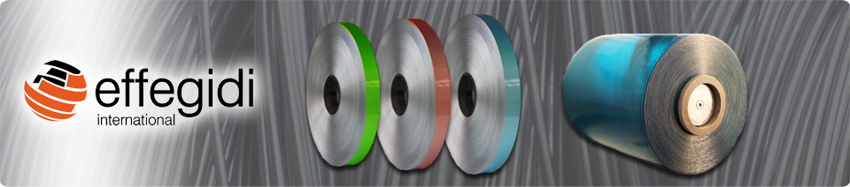 Foil Laminated Shielding Tapes for Wire & Cable
