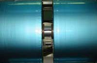 ALPES - Aluminum tape in various thickness laminated with polyester and surlyn for adhesive properties
